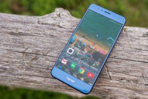 شاشة هاتف Huawei Honor 8