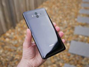 عيوب هاتف Huawei Mate 10