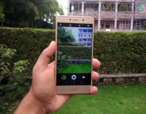 كاميرا هاتف Huawei Y7 Prime