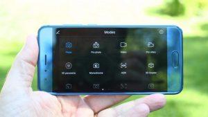 كاميرا هاتف Huawei Honor 9