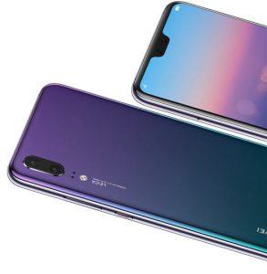 مميزات موبايل Huawei P20