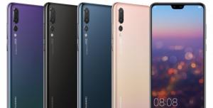 الوان هاتف Huawei P20 Pro