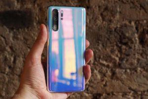 عيوب هاتف Huawei P30 Pro