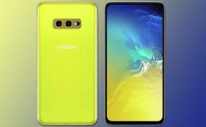 عيوب هاتف Samsung Galaxy S10