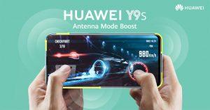 مميزات هاتف Huawei Y9s