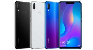 الوان هاتف Huawei Nova 3i