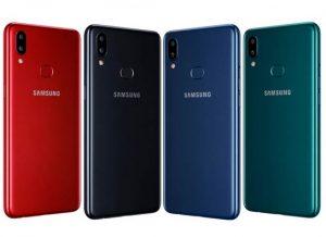 الوان هاتف Samsung Galaxy A10s