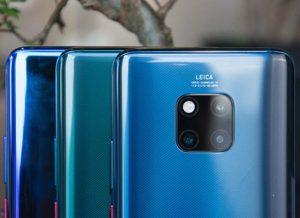 الوان هاتف Huawei Mate 20
