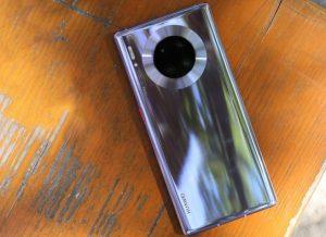 عيوب هاتف Huawei Mate 30 Pro