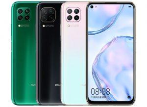الوان هاتف Huawei Nova 7i
