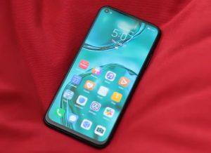 شاشة هاتف Huawei Nova 7i