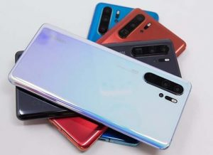 ألوان هاتف Huawei P30 Pro