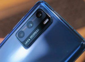 كاميرا هاتف Huawei P40