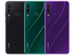 الوان هاتف Huawei Y6p