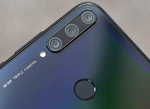 كاميرا هاتف Huawei Y7p