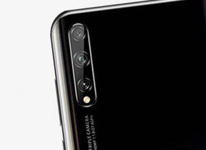 كاميرا هاتف Huawei Y8p