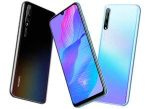 الوان هاتف Huawei Y8p