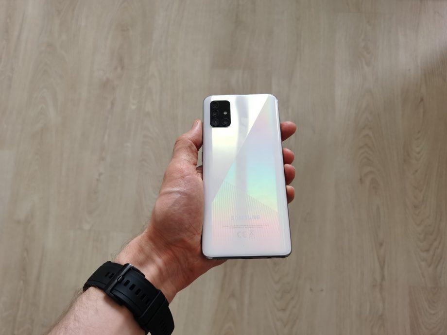 عيوب Samsung Galaxy A51