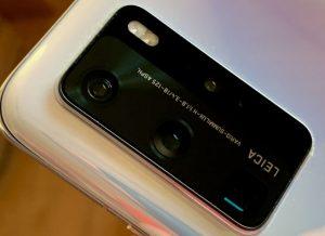 كاميرا هاتف Huawei P40 Pro