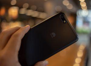 كاميرا هاتف Huawei Y5 2018
