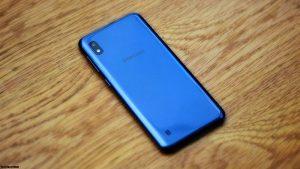 عيوب هاتف Samsung Galaxy A10