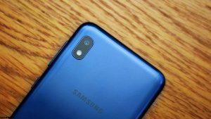 كاميرا هاتف Samsung Galaxy A10