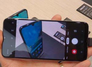 كاميرا هاتف Samsung Galaxy A30s