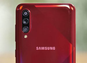 كاميرا هاتف Samsung Galaxy A70s