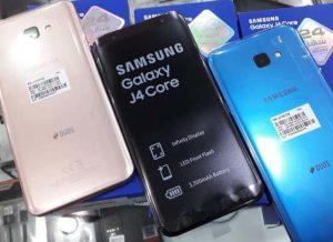 عيوب هاتف Samsung Galaxy J4 Core