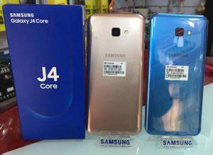 الوان هاتف Samsung Galaxy J4 Core