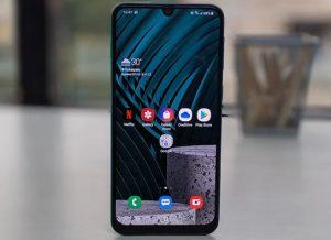 شاشة هاتف Samsung Galaxy M11