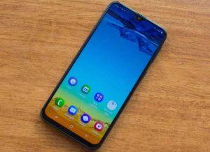 شاشة هاتف Samsung Galaxy M20