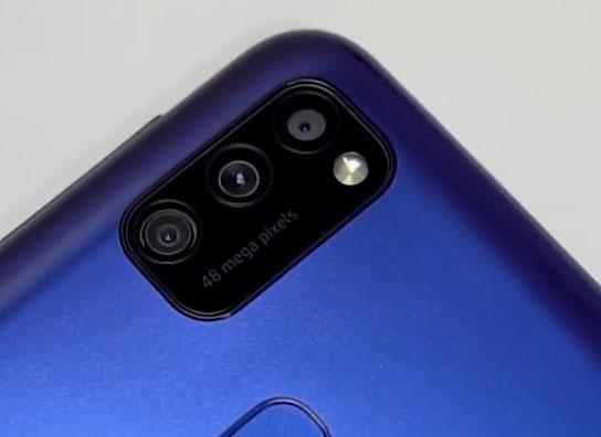 كاميرا سامسونجM21