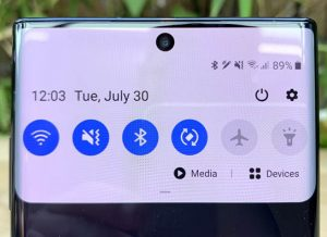 مميزات هاتف Samsung Galaxy Note 10
