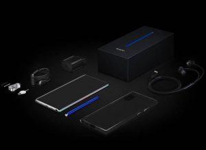 محتويات علبة هاتف Samsung Galaxy Note 10 Plus