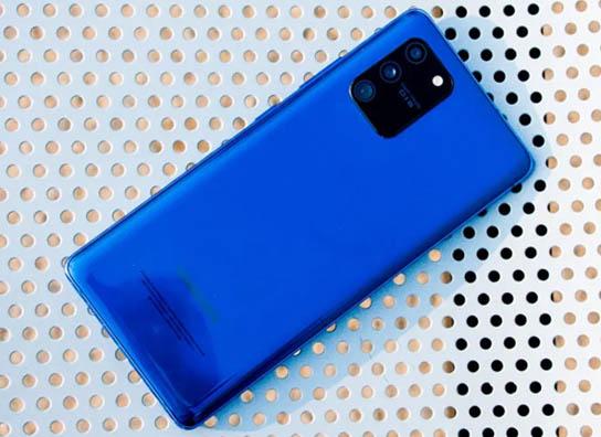 عيوب Samsung Galaxy S10 Lite