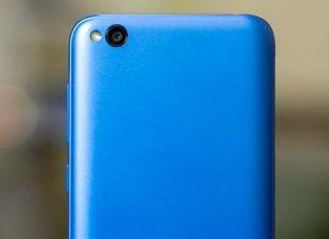كاميرة هاتف Xiaomi Redmi Go