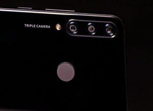 كاميرا هاتف Huawei Y6p