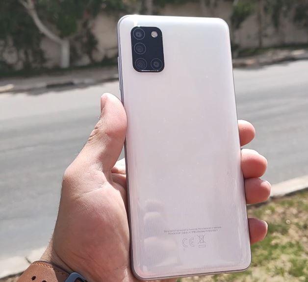 عيوب Samsung Galaxy A31