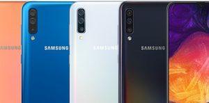 الوان هاتف Samsung Galaxy A50
