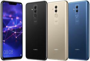 الوان هاتف Huawei Mate 20 Lite