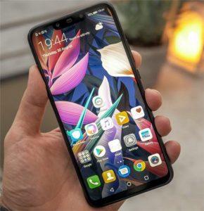 شاشة هاتف Huawei Mate 20 Lite