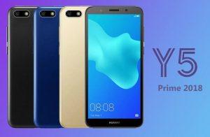 الوان هاتف Huawei Y5 2018