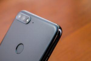 كاميرا هاتف Huawei Y7 Prime 2018