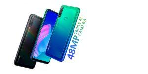 الوان هاتف Huawei Y7p