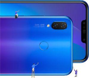 كاميرا هاتف Huawei Nova 3i