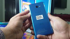 كاميرا هاتف Samsung Galaxy J4 Core