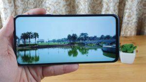 شاشة هاتف Huawei Y9s