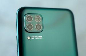 كاميرا هاتف Huawei Nova 7i