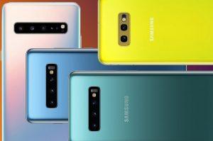 الوان هاتف Samsung Galaxy S10